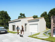 Construire une maison type studio