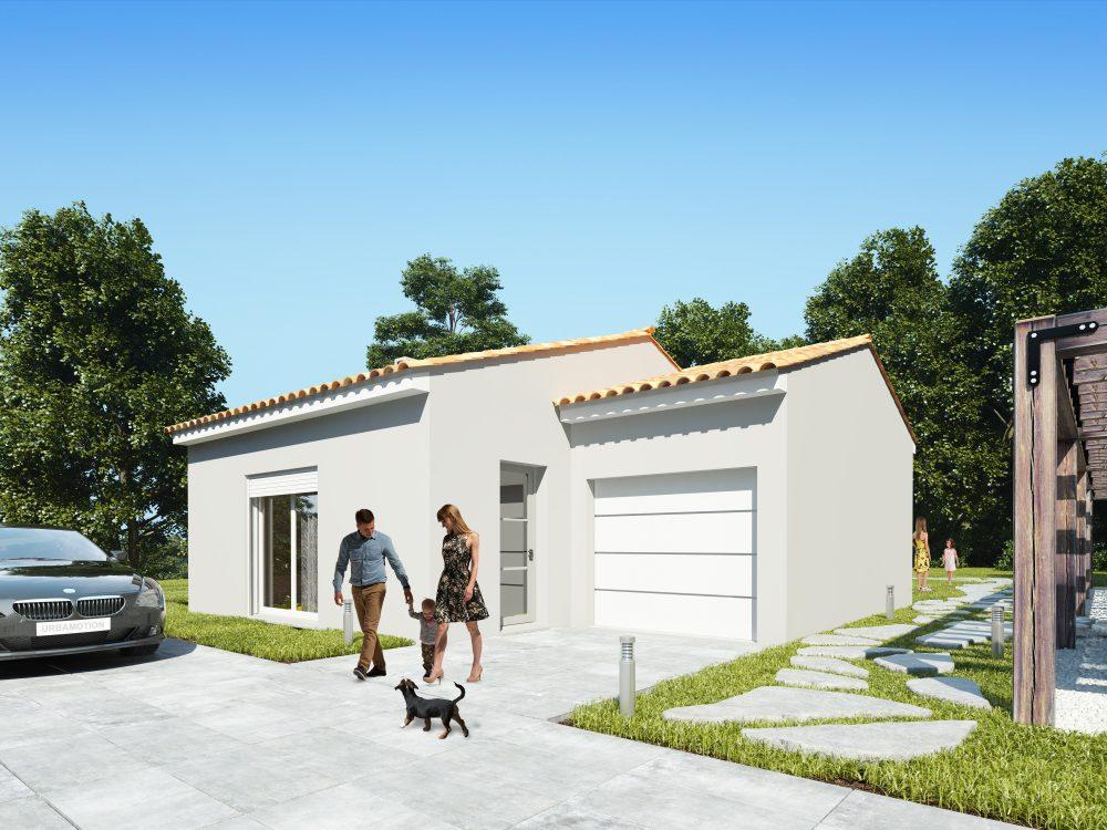 construire une maison type studio d couvrez notre mod le itea ma villa moins ch re. Black Bedroom Furniture Sets. Home Design Ideas