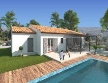 Jolie villa dans un charmant village camarguais