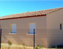 Villa contemporaine 4 pièces
