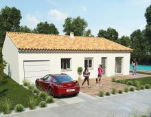 Construction-Modele maison-LYRA- Ma vila moins chere