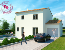 Agréable maison SAINT ANDRE DE SANGONIS