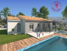Villa plain-pied AIGREMONT