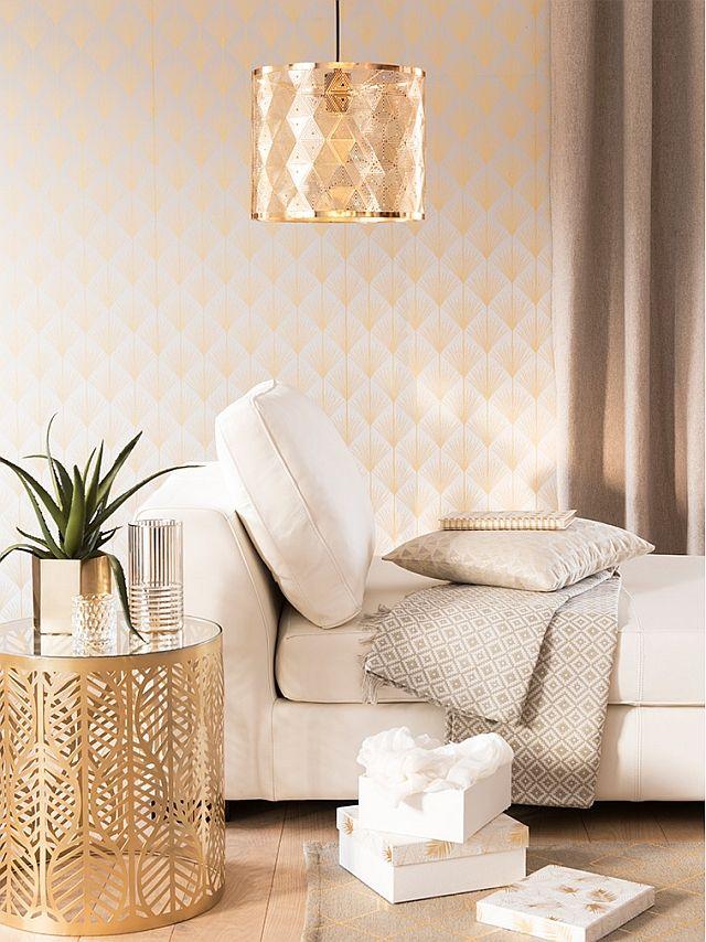 Couleurs décoration golden oasis