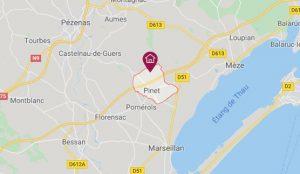 achat-terrain-pinet-herault