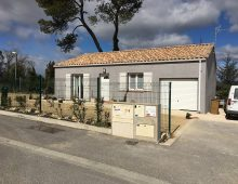 maison confort à Roujan dans l'Herault en Occitanie