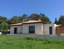 maison contemporaine à Villevieille 30250 en Occitanie