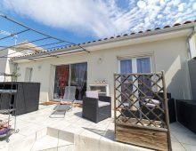 maison familiale à junas dans le Gard 30 en région Occitanie