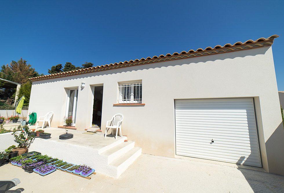 Maison individuelle Gallargues-le-Montueux