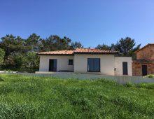 maison individuelle à Saint-Pargoire dans l'Herault en Occitanie