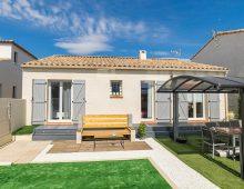 Maison plain-pied Saint-Christol-les-ales dans le département du Gard en Occitanie