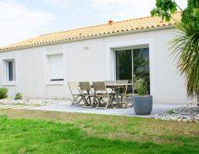 villa moderne Le Pouget dans l'Hérault 34 en région Occitanie
