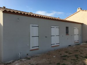 Construction à Homps, dans l'Aude, avec Ma Villa Moins Chère