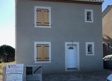 maison neuve Montpezat